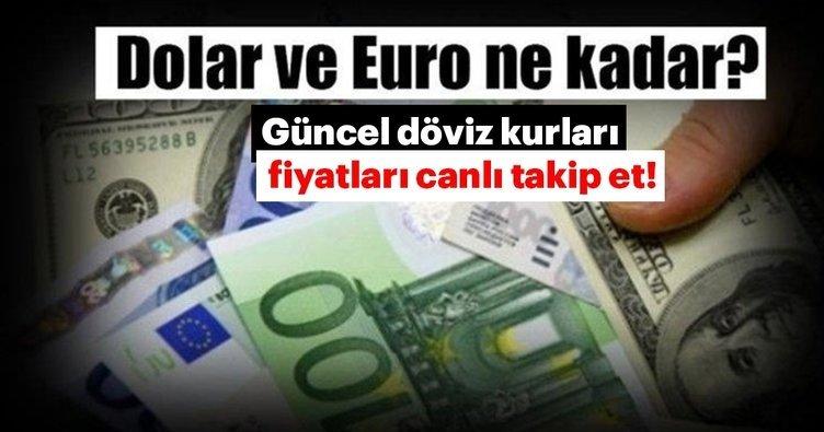 Son dakika! Dolar ve Euro bugün ne kadar, kaç TL? 22 Eylül canlı Euro dolar alış satış fiyatı burada!