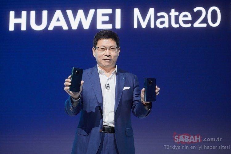 İşte Huawei Mate 20 Pro'nun Türkiye fiyatı