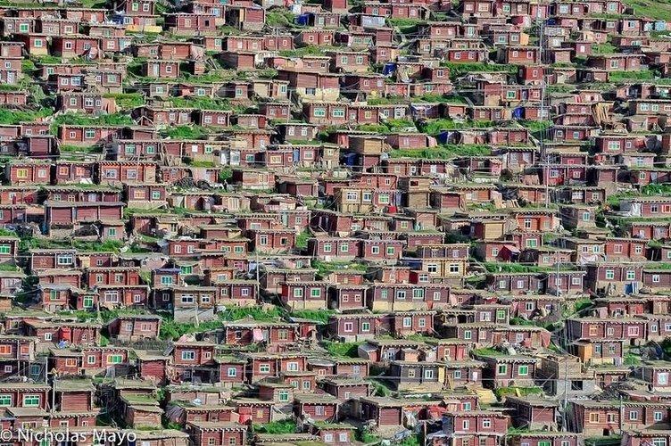 Böyle bir şehir görmediniz