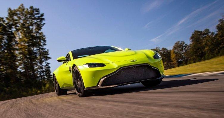 New Aston Martin >> Aston Martin Vantage 2018 Turkiye Fiyati Teknoloji Haberleri