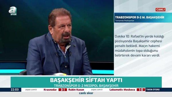 Erman Toroğlu'dan flaş yorum! Net penaltı