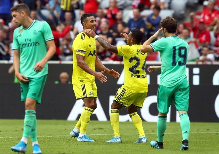 Real Madrid - Bayern Münih maçına Ozan Tufan ve Altan Bayındır damgası