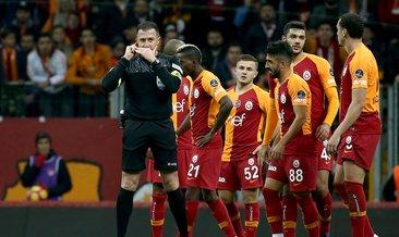 İşte kare kare Galatasaray-Konyaspor maçındaki penaltı pozisyonu