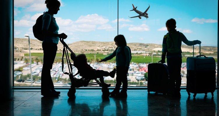 Uzun uçak yolculuklarının riskleri!