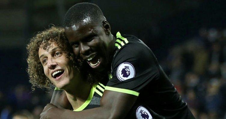 David Luiz, Abramovich'e öyle bir hediye aldı ki...