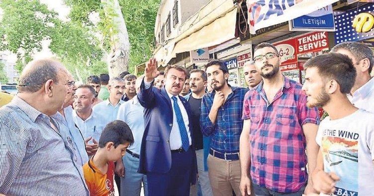 Turizmin kalbi Kıbrıs Meydanı'nda atacak