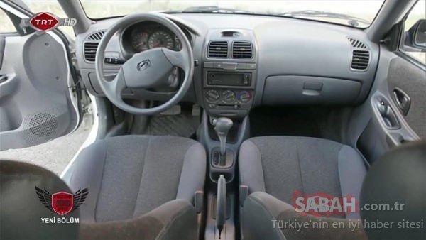 Hyundai Accent'in değişimi hayret ettirdi! Aracın sahibi ne diyeceğini bilemedi