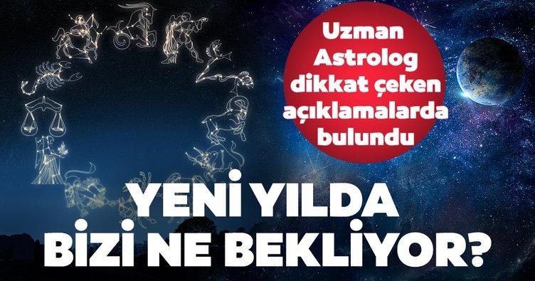 Son dakika haberi: Bu burçlara dikkat! Yeni yılda bizi ne bekliyor? Uzman Astrolog Aygül Aydın'dan dikkat çeken açıklamalar...