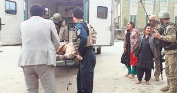 DEAŞ, Afganistan'da saldırdı: 25 ölü, 8 yaralı