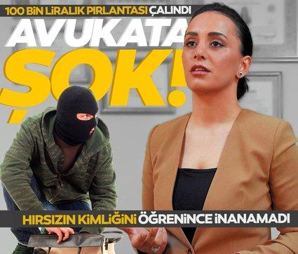 İzmir'de 100 bin liralık soygun! Genç avukat hırsızın kimliğini öğrenince şoka uğradı!