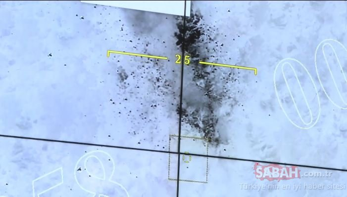 Son dakika: Pençe-Kaplan Operasyonu kara harekatıyla devam ediyor! İşte o görüntüler