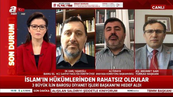 İslam'ın hükümlerinden rahatsız oldular | Video