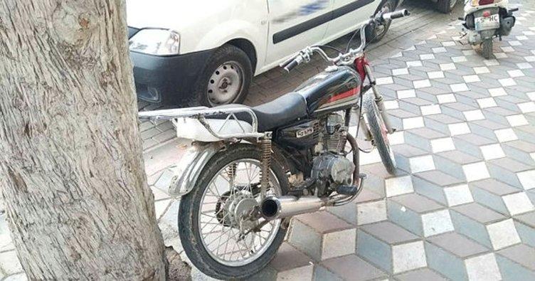 Akhisar'da uygunsuz motosiklet denetimi
