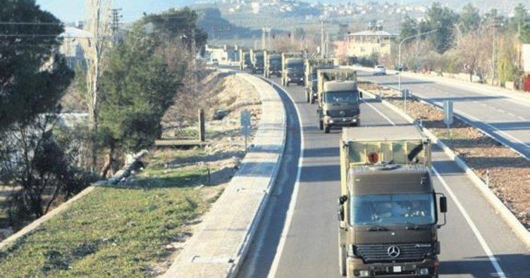 Koruyucu Türkiye Afrin'i birleştirdi