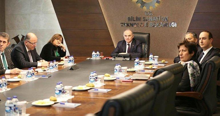Gaziantep'e yeni bilim merkezi kuruluyor