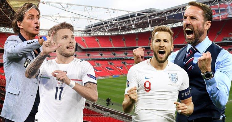 İtalya-İngiltere finalini öncesi dikkat çeken detay! İngilizlerin büyük talihsizliği, 52 yıllık hasret...