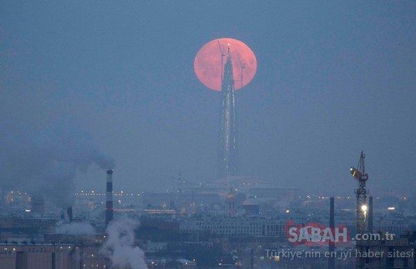 2019'un ilk Ay tutulması 'Süper Kanlı Kurt Ay' için geri sayım başladı!