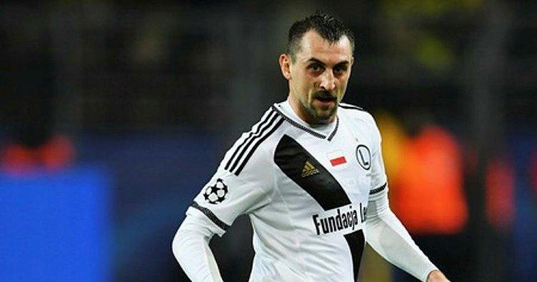 Kayserispor transfere hızlı başladı! Michal Kucharczyk...