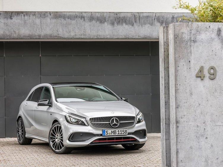 Mercedes'in gençlik aşısı A Serisi
