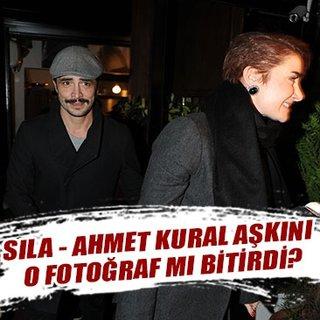Sıla - Ahmet Kural neden ayrıldı? ( İşte Sıla ve Okan Can Yantır'ın çekilen o fotoğrafı)