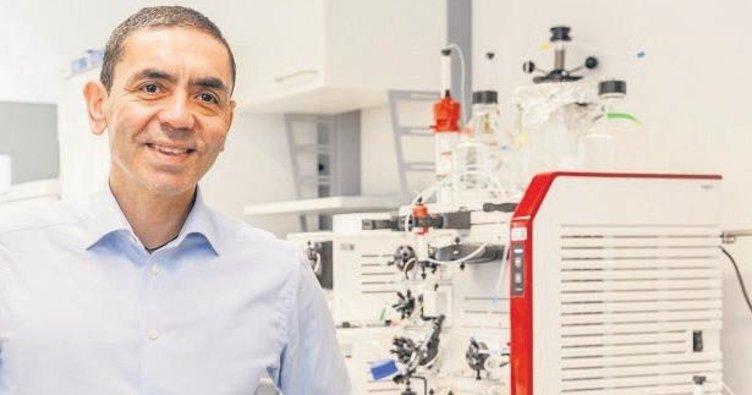 BioNTech'e 375 milyon euro