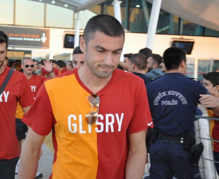 Galatasaray'dan İngiliz kulübüne faks