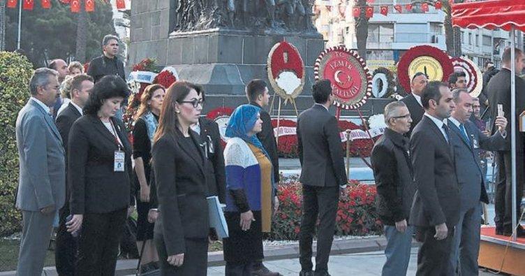 Ege Atatürk'ü özlemle andı