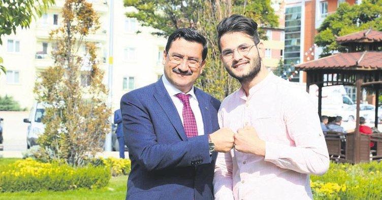 Türkiye'nin milli gururu Keçiören'de