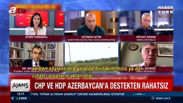 Son dakika haberi... CHP'nin Ermenistan'a desteğine tepkiler büyüyor | Video