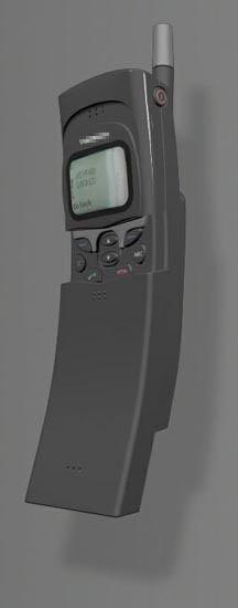 Cep telefonunun evrimi