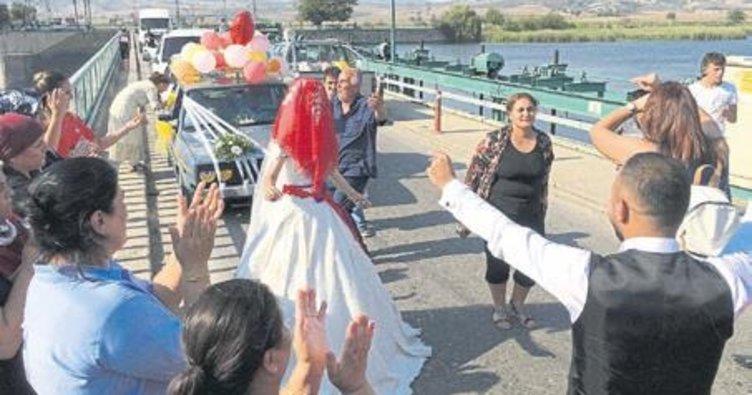 Osmaniye'de 48 yıllık düğün geleneği
