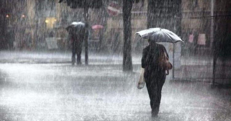 Meteoroloji'den Ankara için sağanak yağış uyarısı