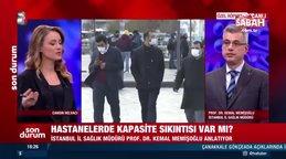 Son dakika: İstanbul'da mutasyonlu virüs var mı? İl Sağlık Müdürü Kemal Memişoğlu açıkladı | Video