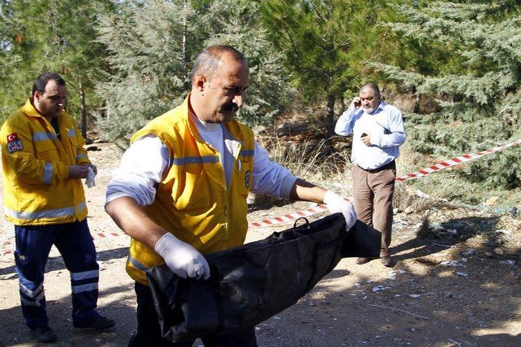Mersin'de bebek cesedi bulundu