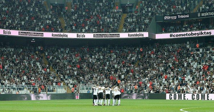 Beşiktaş'tan taraftara indirim jesti