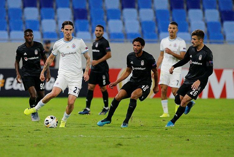 Ömer Üründül Slovan Bratislava - Beşiktaş maçını değerlendirdi