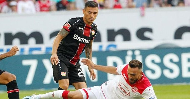 Fortuna Düsseldorf, Bayer Leverkusen'e 3-1 mağlup oldu
