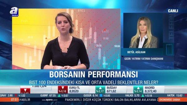 Betül Asilkan: Bu haftaki alımlar sektörel bazda gelişti