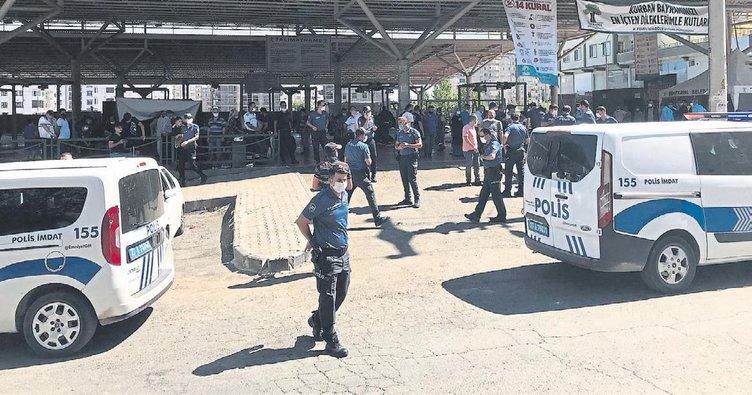 Gazıantep'te kurban derısı kavgası
