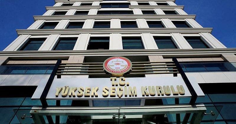 YSK'dan İstanbul kararı…
