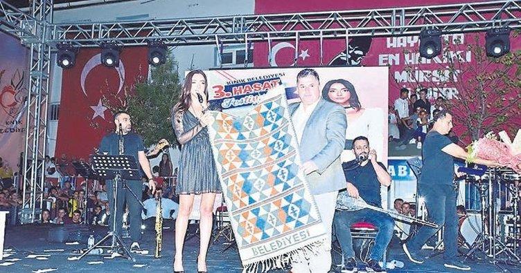 Kınık'ta Hasat Festivali