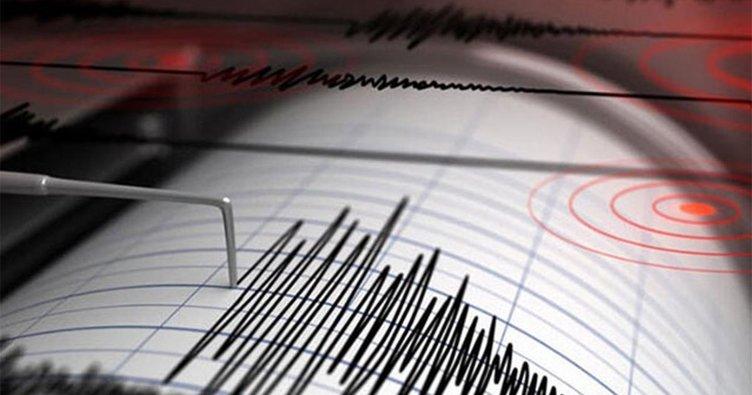 Son dakika: Elazığ deprem ile sallandı! Birçok çevre ilçede hissedildi - Kandilli Rasathanesi ve AFAD son depremler listesi