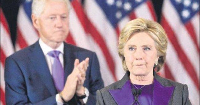 FETÖ'den Clinton'a 2 milyon dolar bağış