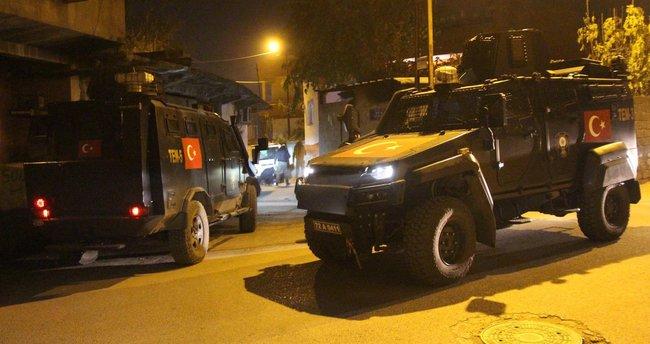 Batman'da polis merkezine saldırı!
