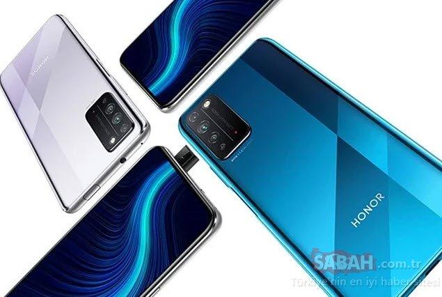 Honor X10 5G resmen tanıtıldı! Özellikleri ve fiyatı nedir?