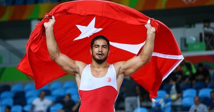 'Hedefim yine dünya şampiyonu olmak'