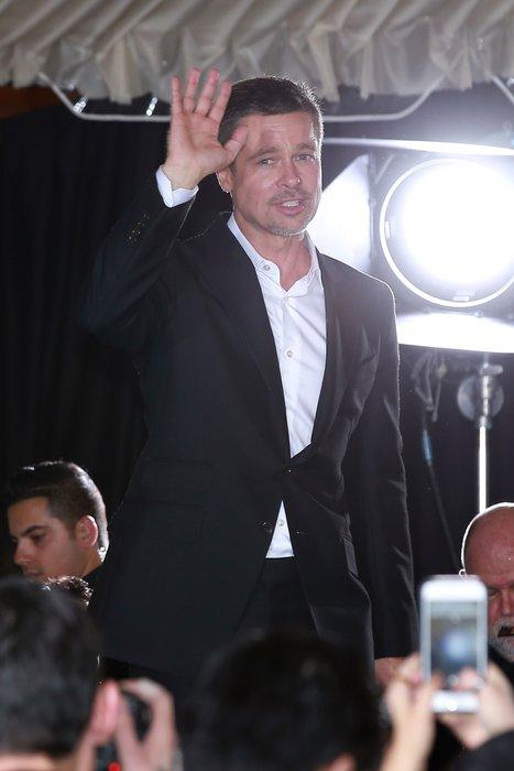 Ayrılık Brad Pitt'e yaramadı