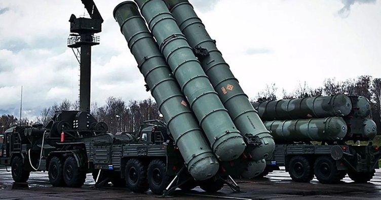 Son dakika haberi: S-400 füze sistemlerinin sözleşmesi tamamlandı