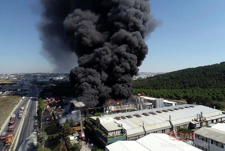 Tuzla'daki yangın sonrası beklenen kimyasal yağmur ile ilgili AFAD'dan son dakika açıklaması! Kimyasal yağmur nedir?