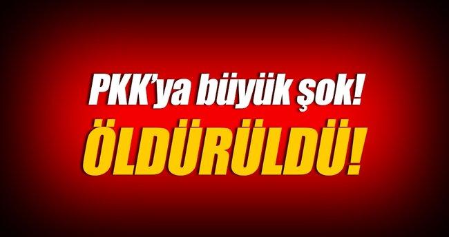 PKK'nın sözde Cudi bölge sorumlusu öldürüldü